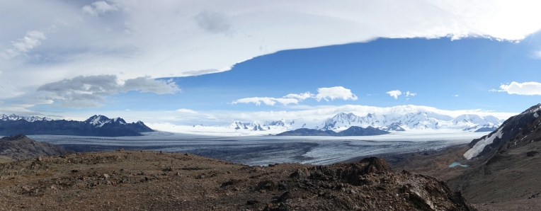 größter Gletscher Südamerikas