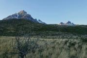 zurück am Paine Grande