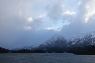 durch die Fjorde