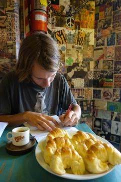 Medialunas zum Frühstück