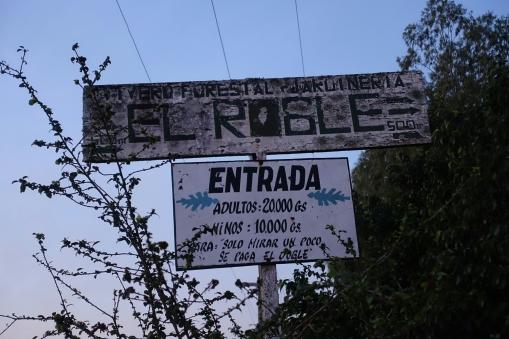 Granja El Roble