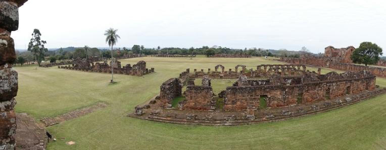 Ruinen der Jesuiten