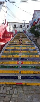 Treppe Santa Teresa