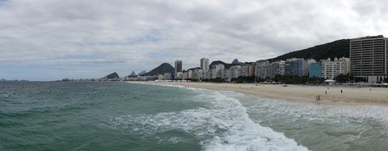 verlassene Copacabana