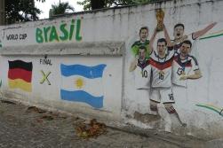 Erinnerung an die WM