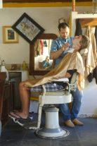 Eriks erster (blutiger) Besuch beim Barber