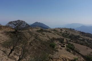 Boliviens Berge