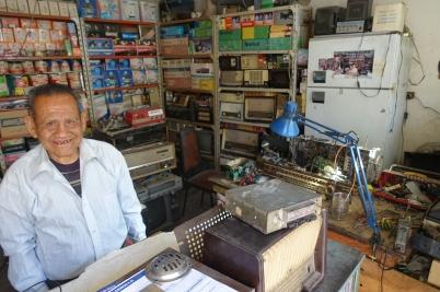 Radioverkäufer