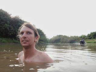Auf der Suche nach den Delfinen