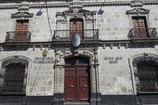 Kolonialhäuser