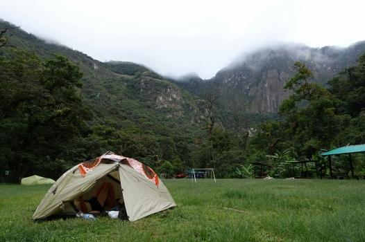 Camping Machu Picchu Dorf