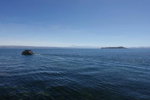 Boot zur Isla