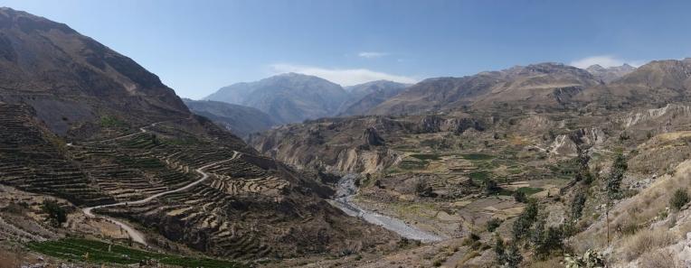 Terrassen am Canyon