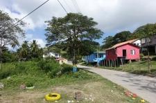 Typische Inselhäuser