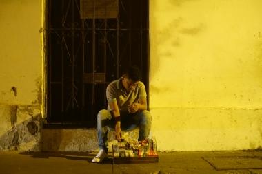 Zigaretten (Drogen) Verkäufer