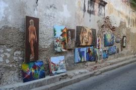Straßengalerie