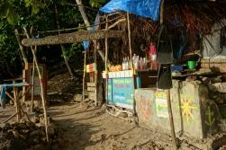 Strandbar im Paradies