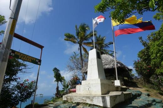 Grenze zu Panama